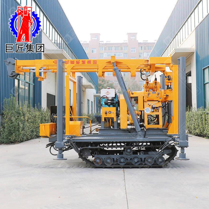 华夏巨匠 XYD-130履带液压岩芯钻机