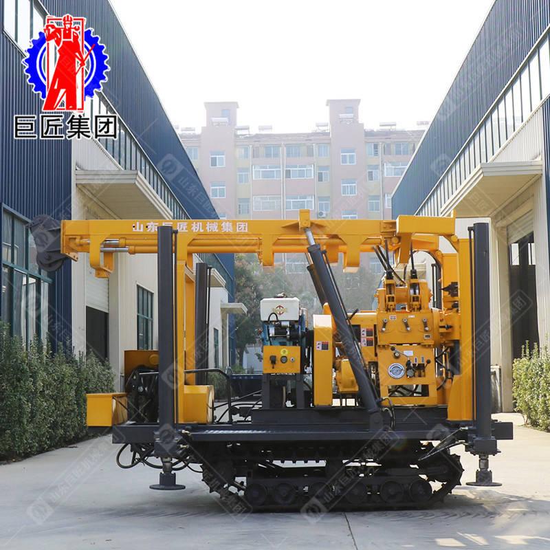 华夏巨匠 XYD-200履带液压岩芯钻机
