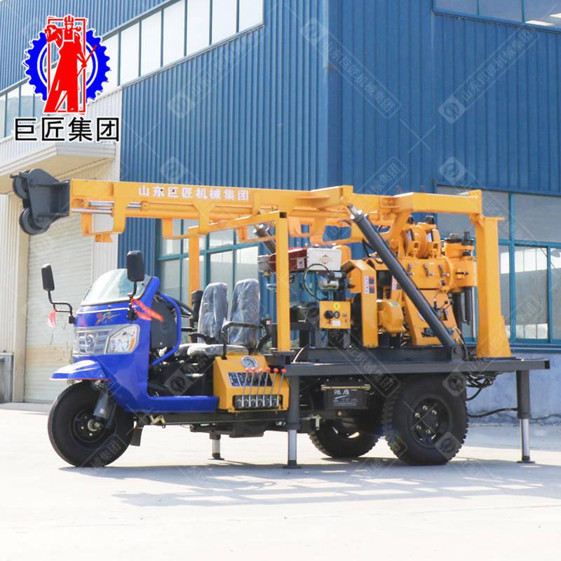 华夏巨匠 XYC-200A三轮车载液压岩芯钻机