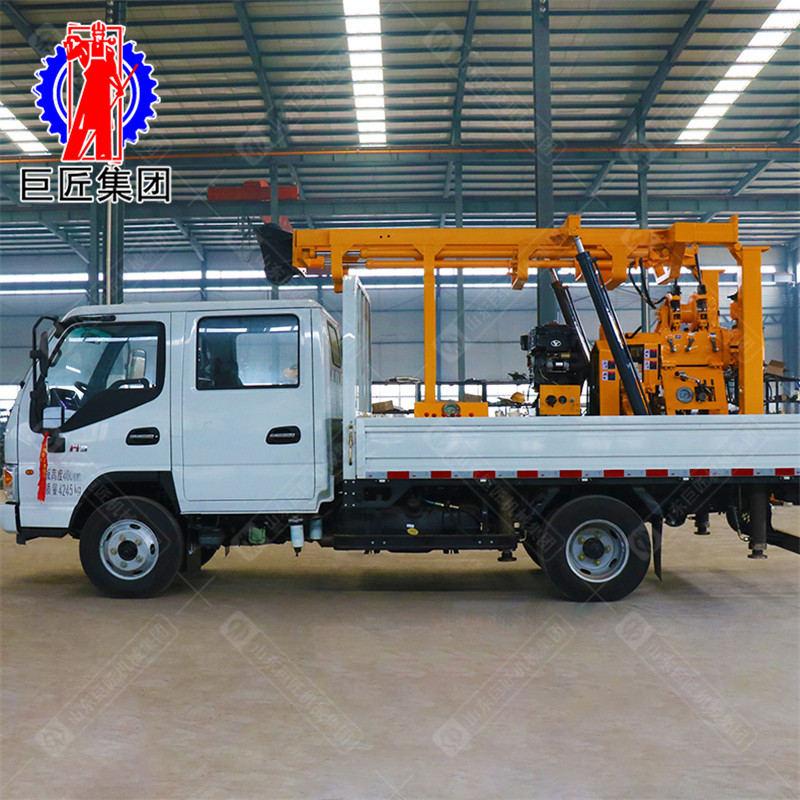 华夏巨匠 XYC-200车载式液压岩芯钻机