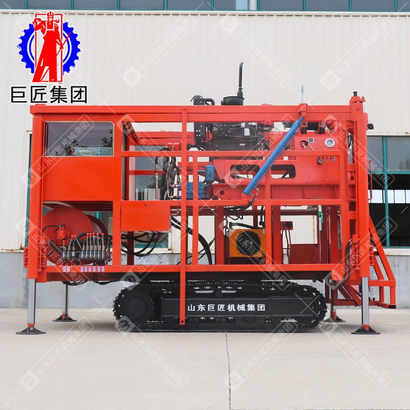 华夏巨匠XYD-2C履带式液压岩芯钻机