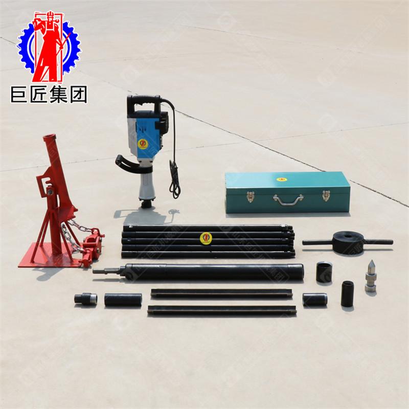 华夏巨匠 QTZ-3D电动便携式取土钻机