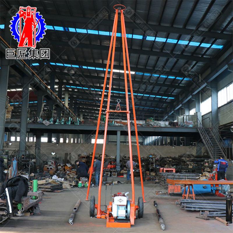 华夏巨匠 SH30-2A工程勘察钻机
