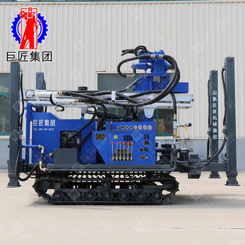 华夏巨匠 HBZ-1型履带式环保钻机
