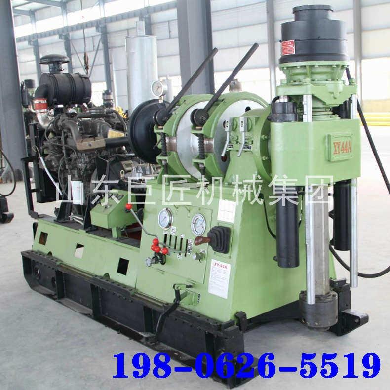 华夏巨匠千米大型打井机钻井机台式钻机XY-44A岩心水井钻机