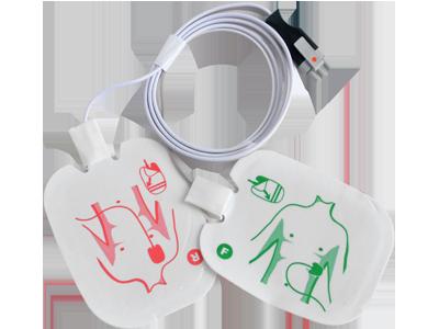德国普美康体外除颤器Heartsave AED电极片M250
