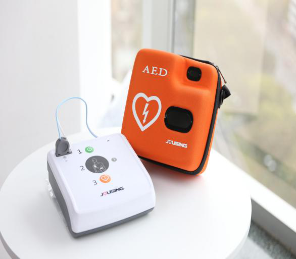 代理 半自动体外除颤器--久心医疗iAED-S1
