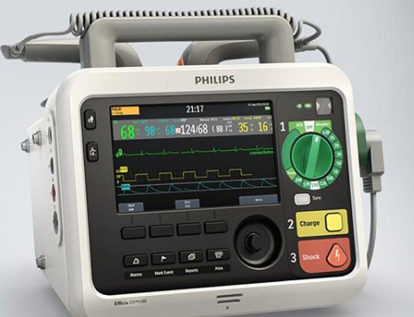 供应 体外除颤监护仪--飞利浦Efficia DFM100  有现货