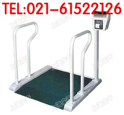 诊所不锈钢电子轮椅秤