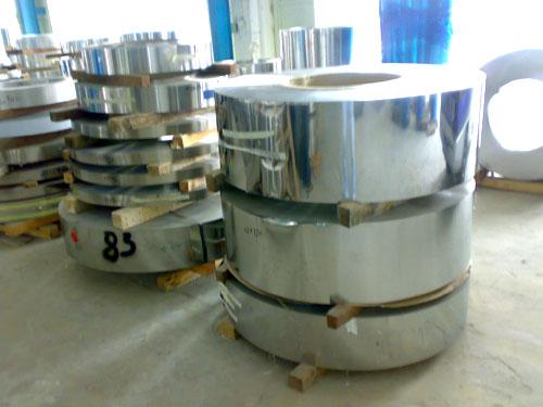 316镀镍不锈钢带,316L不锈钢镀镍带