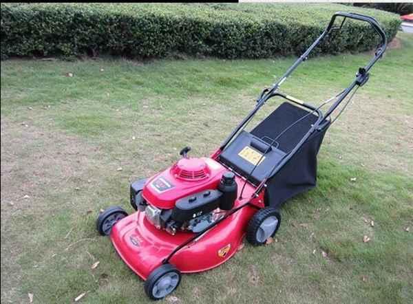 厂家直销GXV160手推式本田割草机 价格优惠 质量保证