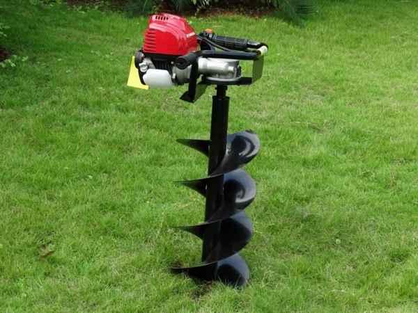 厂家直销小型汽油种树挖坑机 价格优惠 质量保证