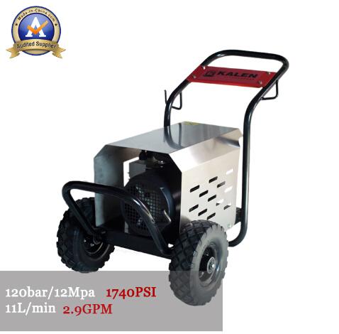 120公斤进口高压洗车机/冷水高压清洗机/
