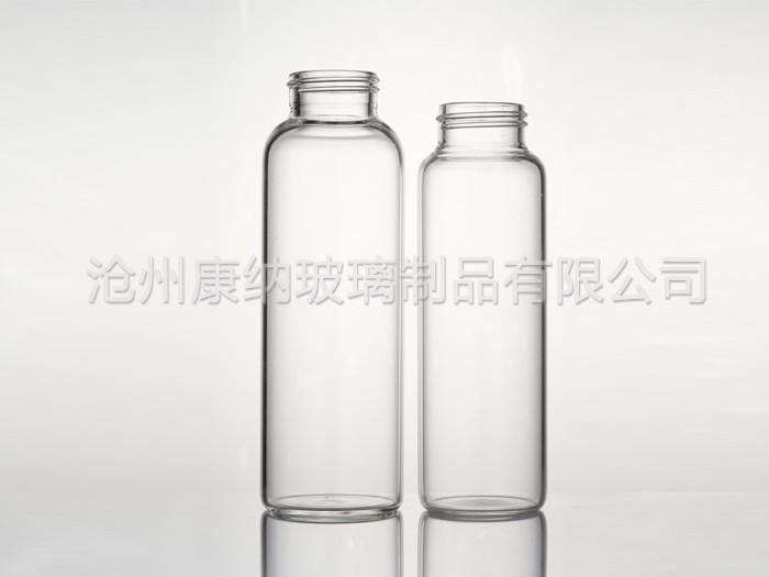 湖南张家界大口高硼硅玻璃瓶