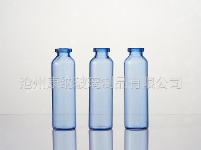 四川德阳棕色管制口服液瓶