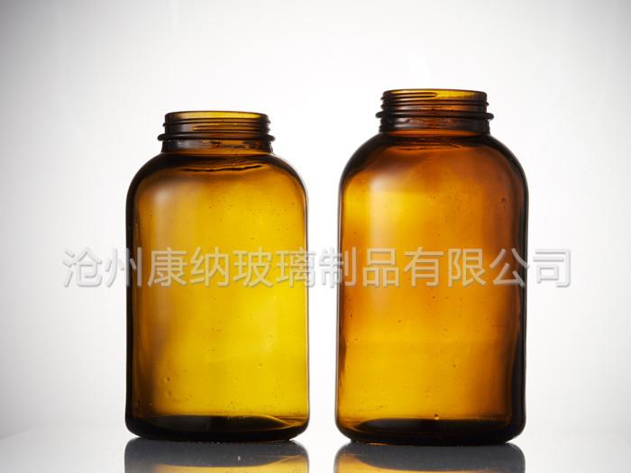 天津津南区广口医药保健品瓶子康纳