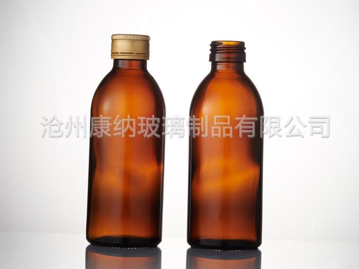 北京顺义区彩色模制口服液瓶—康纳