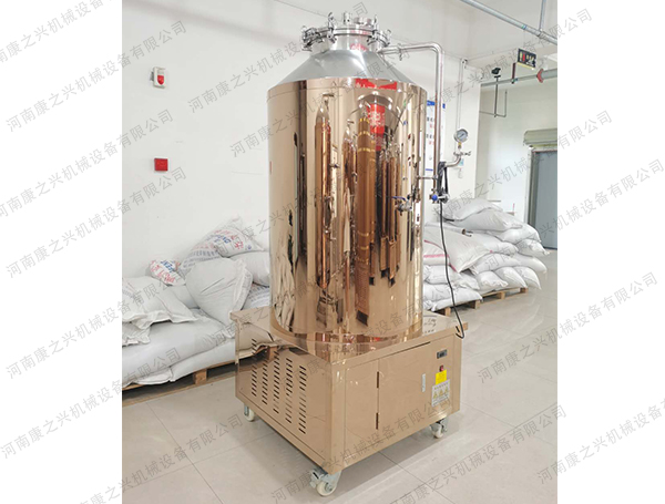 山东康之兴自酿啤酒方法 啤酒机械设备网