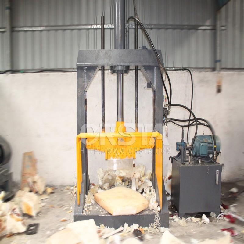 东莞切机ZZA66式塑料立式液压切胶机