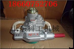科工设备ZM15湿式煤电钻注水煤电钻