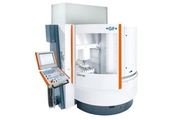 MikronHSM500高速立式加工中心