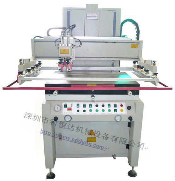 厂家直销丝印机广告丝网印刷机全自动优良品质