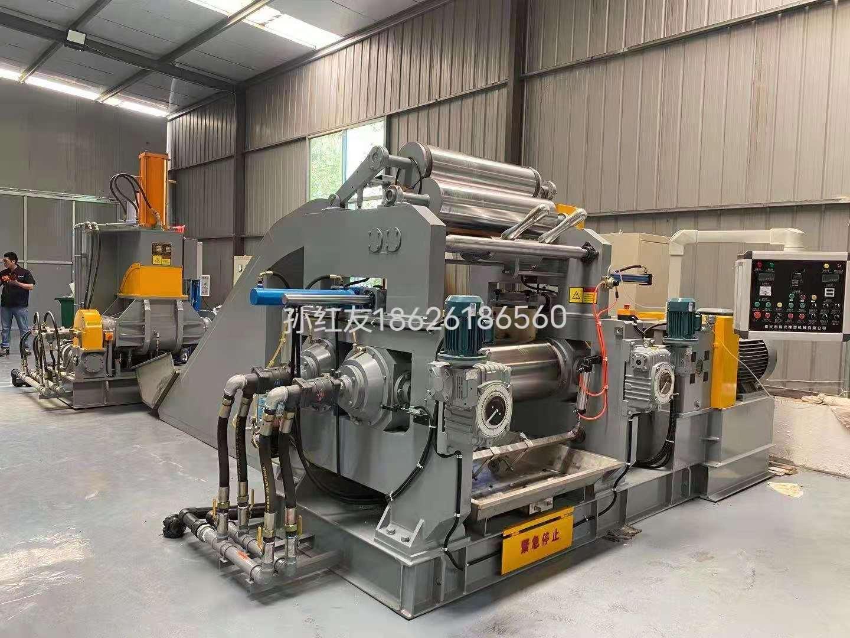 上海橡胶机械厂SHY-75L密炼机,提升上料机,22寸开炼机550型炼胶机