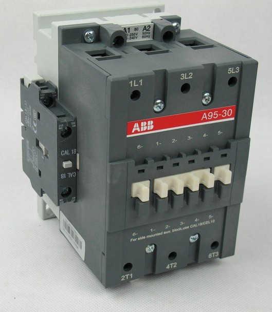 上海ABB接触器库存A110-30-11AC220V