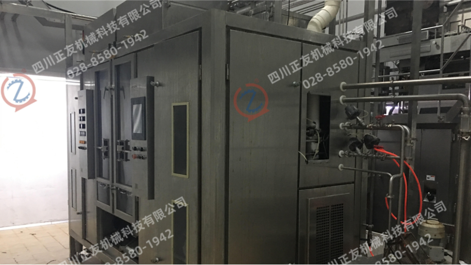 出售中亚全自动无菌软包装机