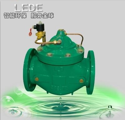 600X电动控制阀 莱德泵阀 莱德阀门