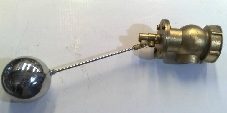 黄铜小孔浮球阀LDFQ-06 莱德阀门
