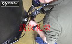 莱丹威迪地工土工膜挤出焊接机BOOSTER EX2