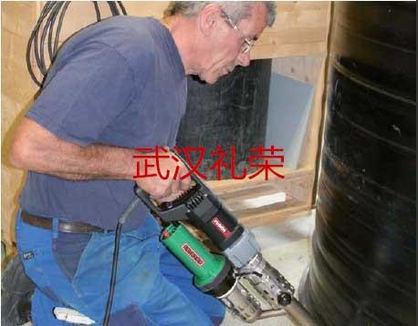 PP聚丙烯大焊枪LEISTER手持大焊枪FUSION 3