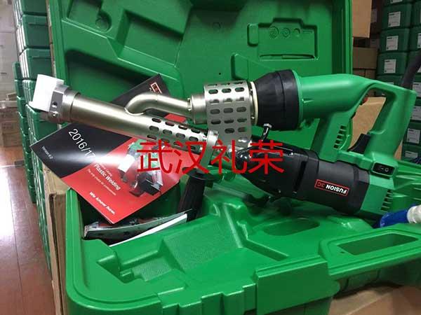 FUSION 3C瑞士LEISTER电镀槽挤出式焊接枪
