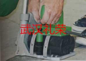 瑞士LEISTER塑料地板工具开槽机Groover