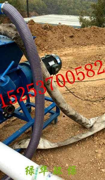 养殖畜牧新型固液分离机使用说明