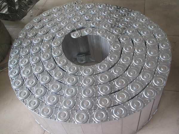 65.75.95.125.180机床钢铝拖链规格