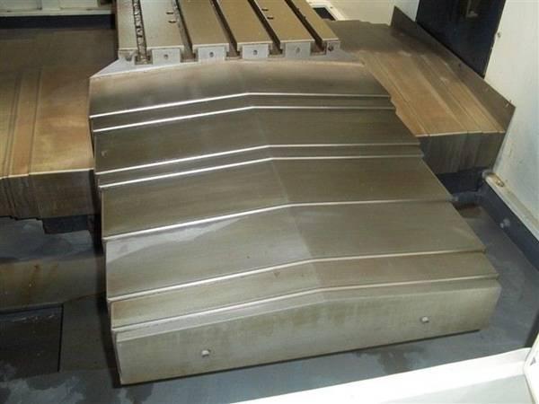生产各种异型钢板防护罩Y轴防护罩