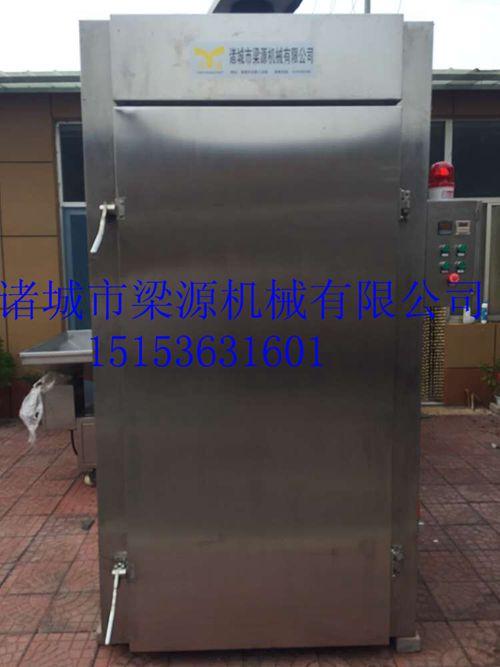 山东梁源鱼豆腐蒸箱全自动变频电加热蒸箱设备
