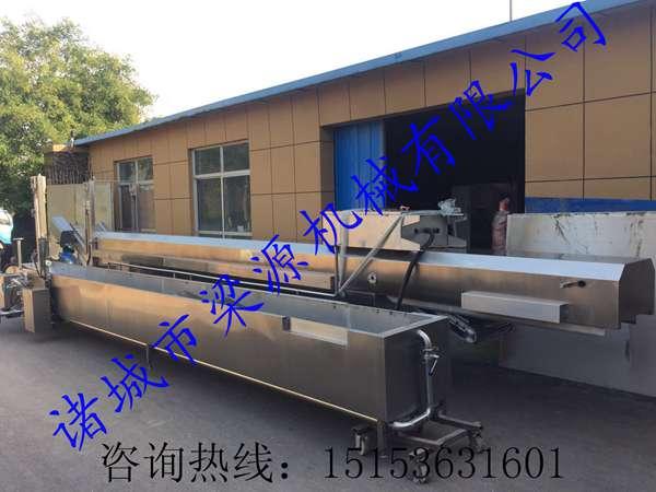 肉丸成型水煮线全自动丸子生产流水线设备 厂家定制生产