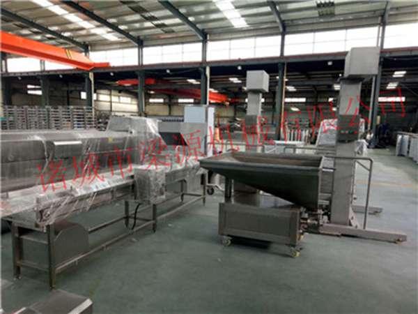 大型鱼豆腐生产流水线设备厂家直供定制生产
