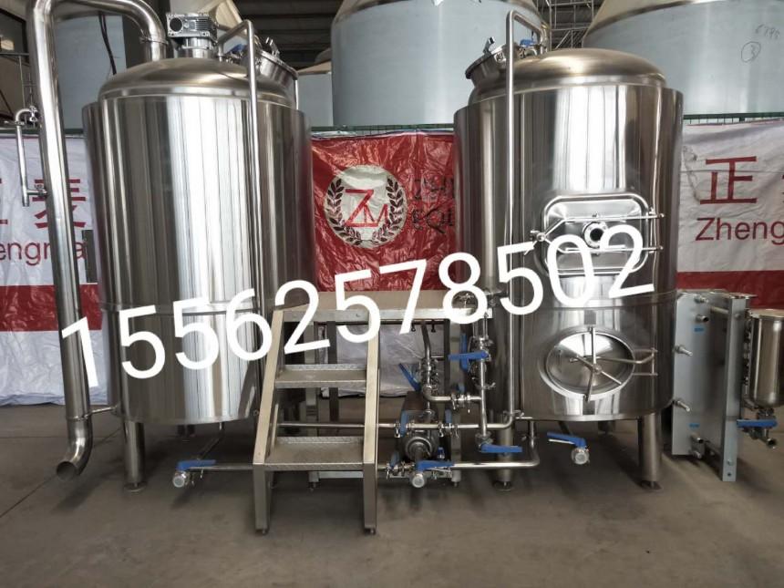 山东啤酒酿造设备,扎啤设备。