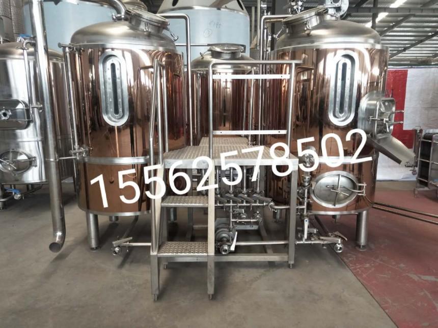 济南啤酒酿造设备、扎啤设备。