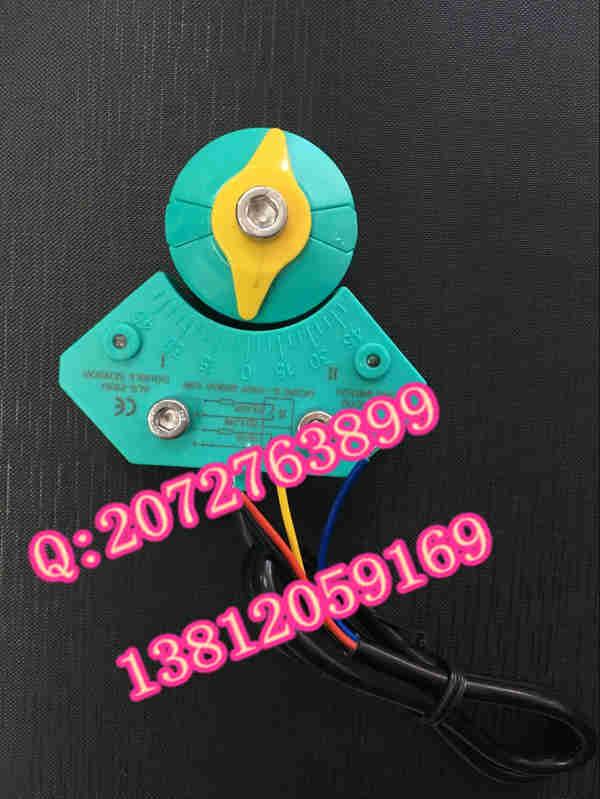 ALS-200D磁感应阀位开关240VDC/AC防护IP67
