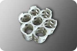 高效轻质瓷填料