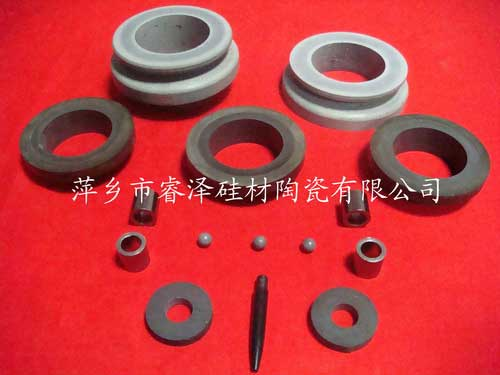 氮化硅陶瓷,高压绝缘环护套