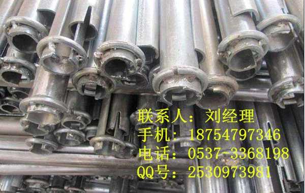 专业生产矿用锚杆 MF系列缝管锚杆