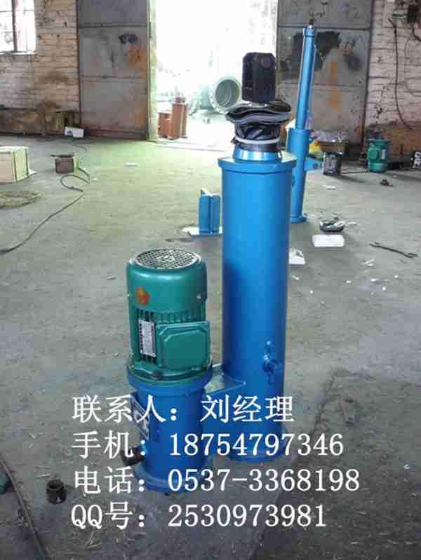 电动液压推杆DYTP 液压推动器 国龙推杆厂家