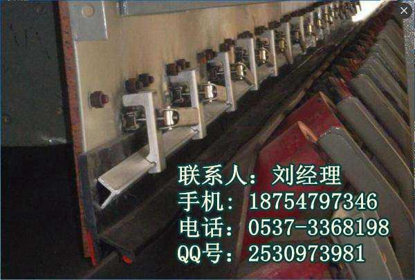 Y型防溢裙板 200*15聚氨酯橡胶板 耐磨橡胶条