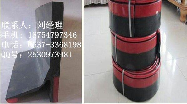 聚氨酯耐磨橡胶板 煤矿输送机挡煤皮 国龙防溢裙板